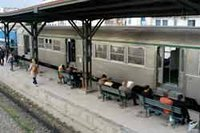 Alger Blida 1er train