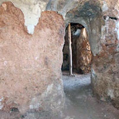 grottes troglodytes - Oran